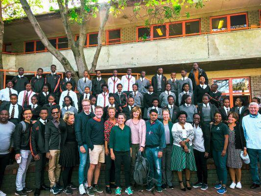 Forskerfabrikken i Sør-Afrika