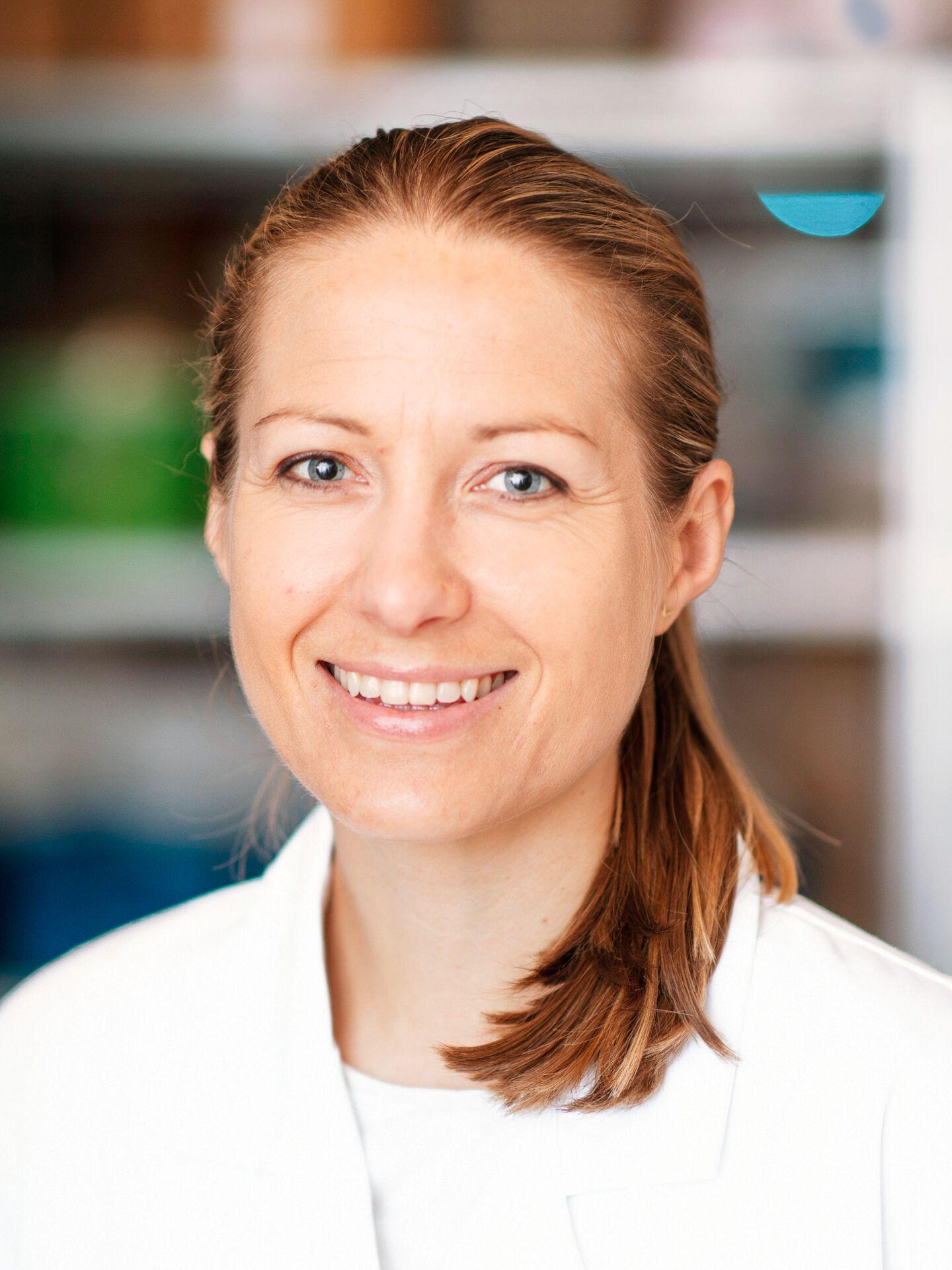 Prosjektleder Kristin Hegna