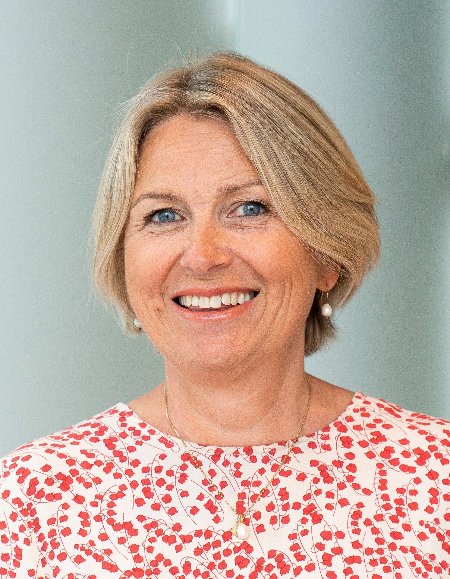 Styreleder Kristin Vinje