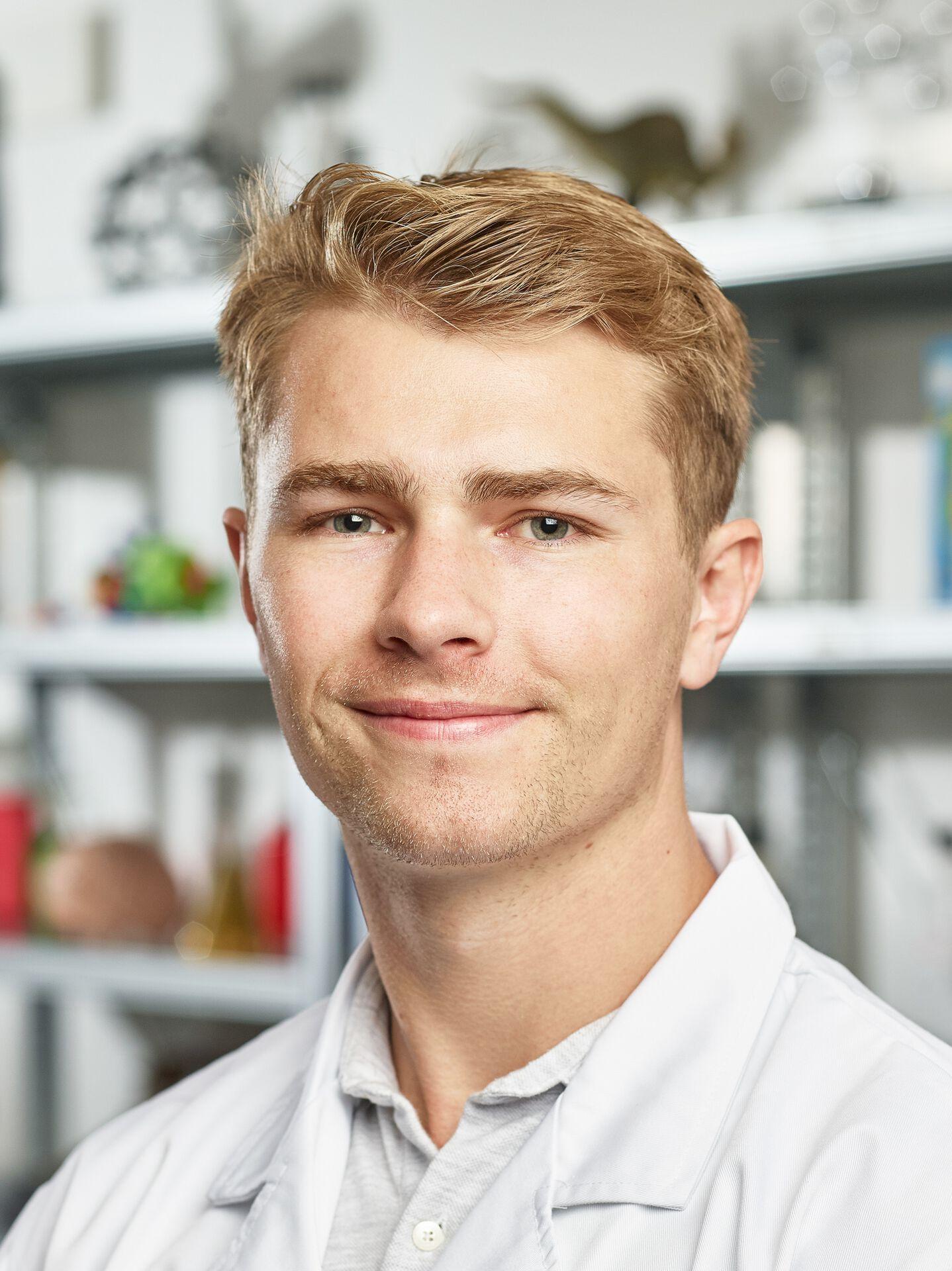 Dagligleder nettbutikk Markus Finstad