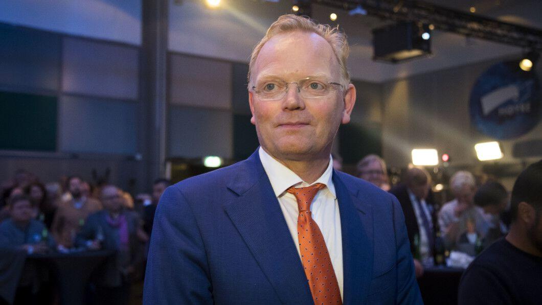 Styremedlem Sindre Finnes