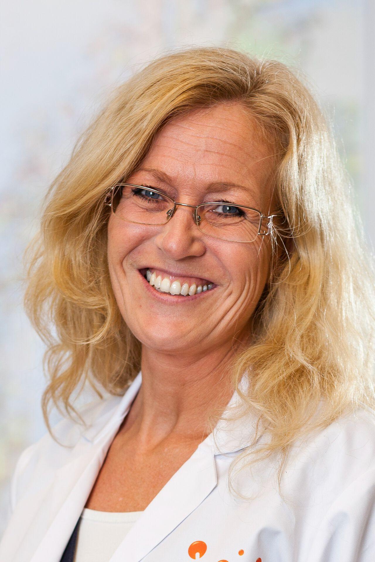 Fabrikk-koordinator Trude Kristiansen