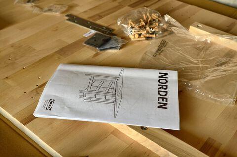 IKEA instruksjoner