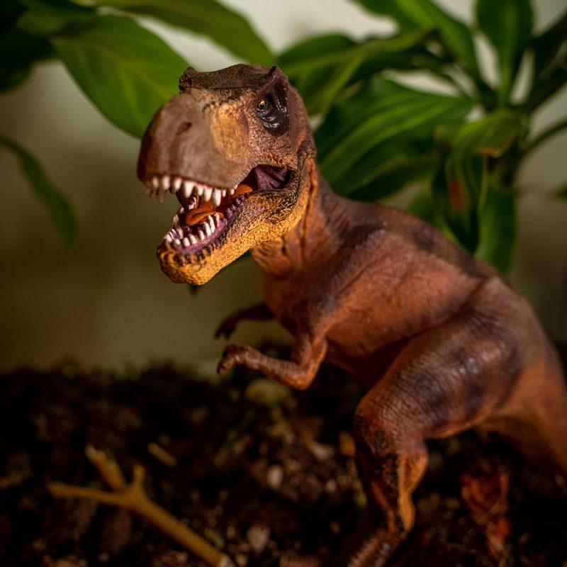 Dinosaurfigur